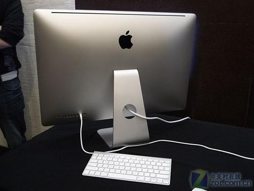 苹果iMac新机背面外观27英寸iMac机型配置详解-新苹果iMac上市 最受
