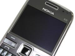 直板全键盘强机 行货诺基亚E72跌破3000