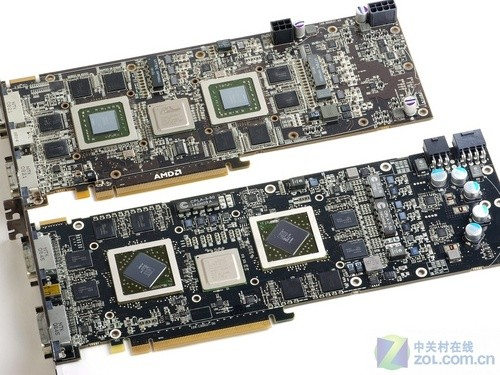 对手快50% HD5970逐个PK地球最强显卡 AMD 第16张