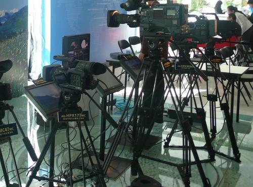 Panasonic全系列产品亮相第二届华风气象影视节设备展