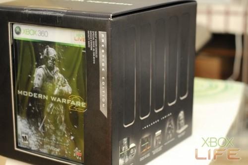 《现代战争2》夜视镜铁盒入手开箱展示