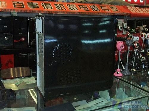 兼容HD5770显卡 烤漆ATX机箱80元促销