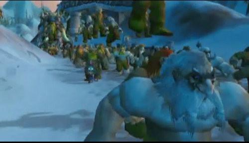 WOW最疯狂小号:90名1级猎人raid绿龙