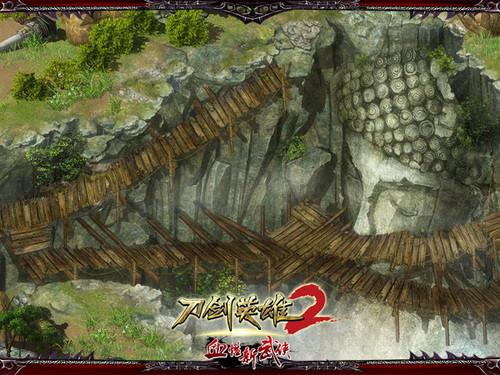 3招撂倒《刀剑英雄2》地形藏PK玄机