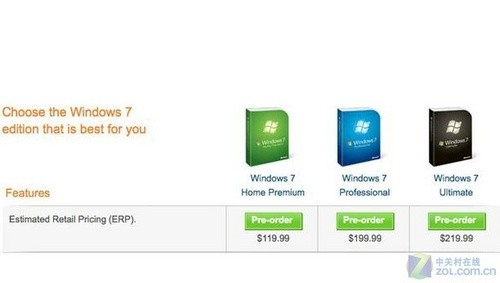 Win 7和Vista: 10大原因期盼Windows 8