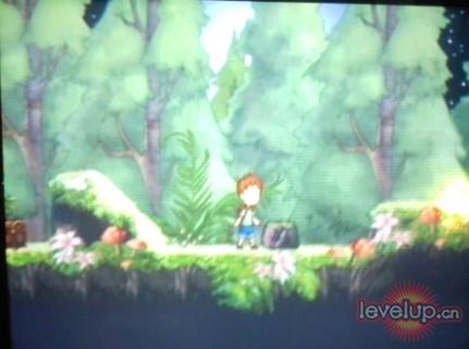 可爱清新卡通风格《男孩与水滴》评测