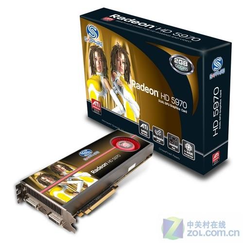 对手快50% HD5970逐个PK地球最强显卡 AMD 第97张