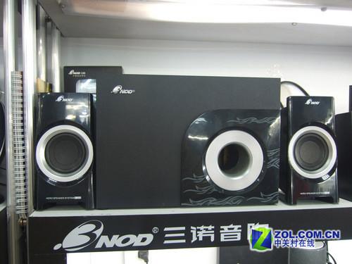 装机好选择 6款高性价比2.1音箱推荐