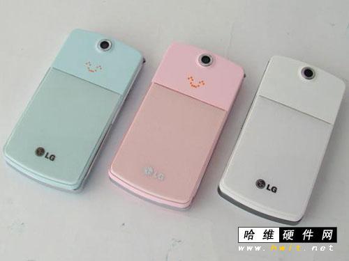 冰淇淋手机mm爱lgkf350行货仅890元