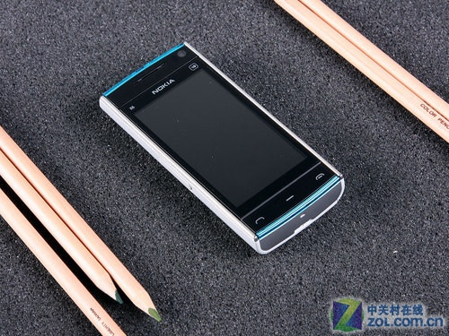 绝对音乐旗舰 诺基亚X6中文亚太版到货