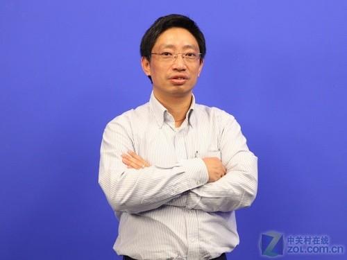 东芝电脑产品市场部部长董奕简介