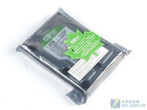 西数首款64MB缓存1TB硬盘首测