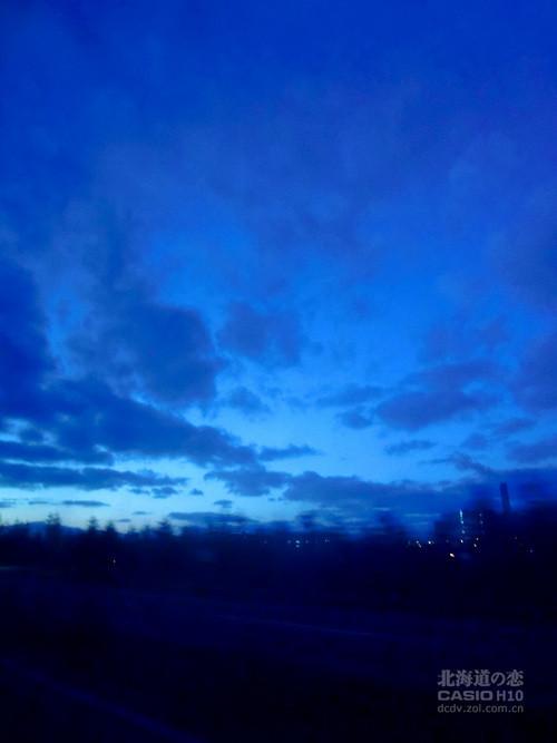 夜景天空素材竖版