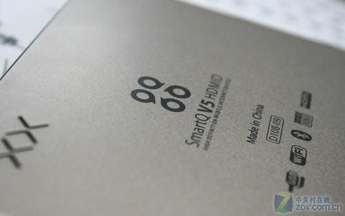 1080P高清MID 智器SmartQ V5开箱图赏
