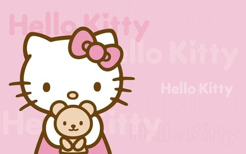 hello kitty主题超可爱高清壁纸