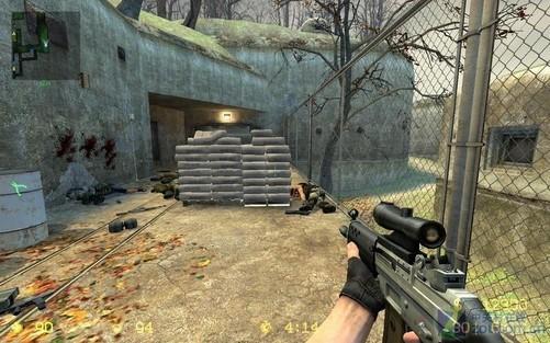 反恐精英:起源游戏画面与求生之路2有很多相似之处图片