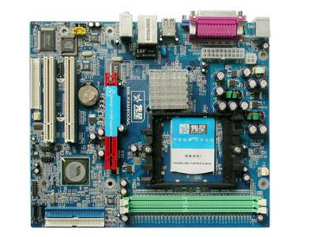 隽星K8M800最具性价比的64位整合平台