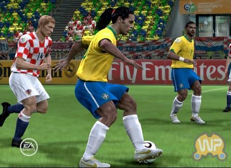 2006FIFA世界杯 将于4月上市 图