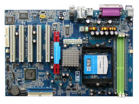 低端64位主板首选 隽星K8T800仅售388