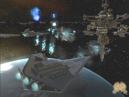 耳目一新 星球大战:战火中的帝国图赏