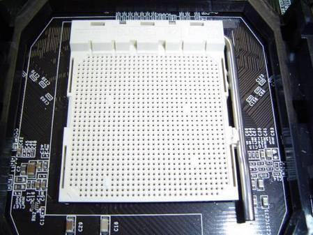 用于K8L AMD下代AM3接口兼容AM2 CPU
