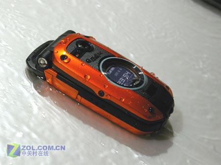 放在水里用 卡西欧三防W42CA发布会直击