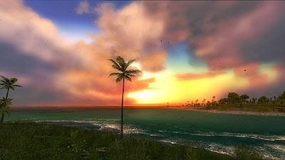超越孤岛惊魂 《正当防卫》画面惊人