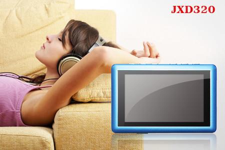 时尚便携  金星JXD320让你娱乐百分百