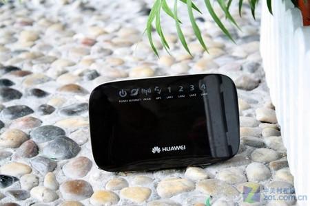 家庭无线实用装备 华为HG231f路由评测
