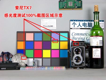 经典卡片相机完美蜕变 索尼TX7评测首发
