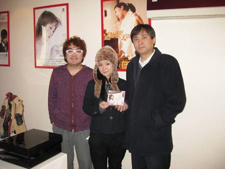 《新天下无双》签网游第一才女歌手董贞