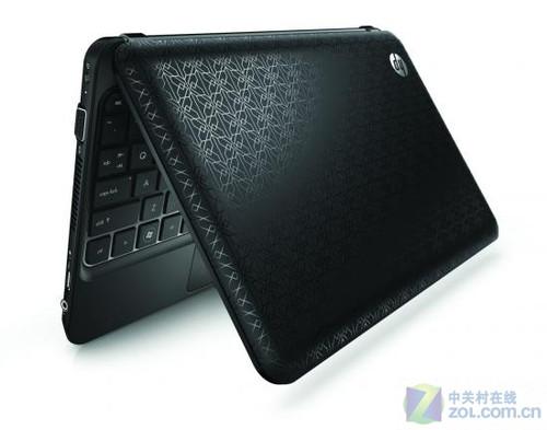 CES2010:HP上网本Mini 210真机图赏