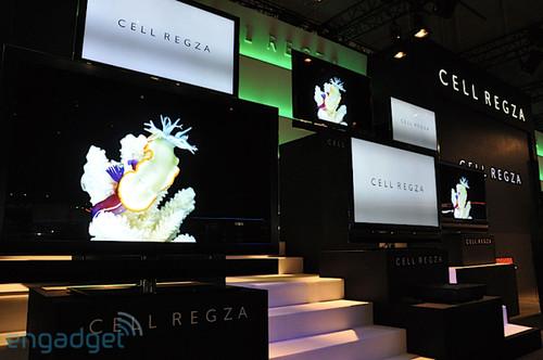 CES2010:东芝和RealD合作3D电视技术