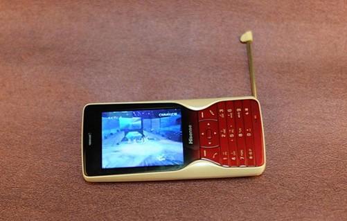 """cmmb电视手机海信n51:告别""""围观""""电视机的时代!"""