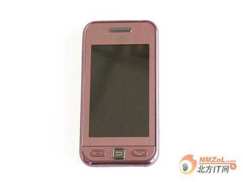 粉色版适合女性使用三星S5230C特价卖_呼和