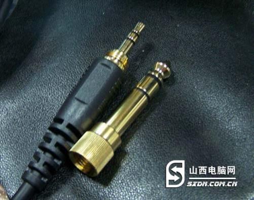 拜亚动力dt880耳机接头