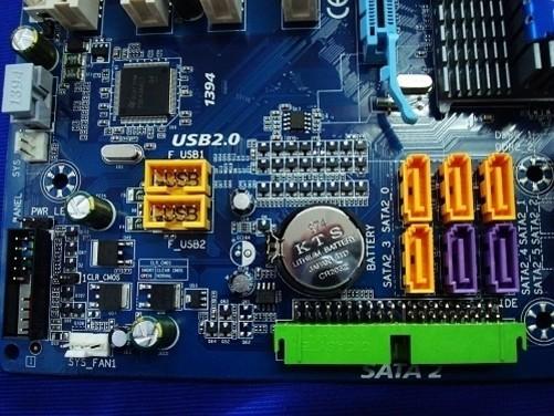 热点资讯 正文  技嘉ga-m720-us3主板扩展部分提供了1条pci-e 16x 2.