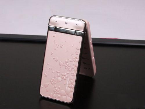 [纯尚数码]唯美丽人翻盖手机 联想s700
