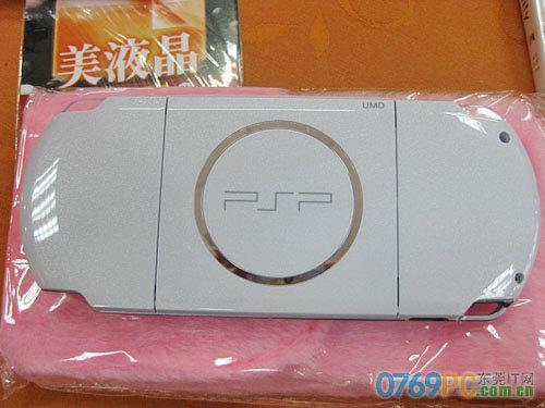 掌上也能养爱宠 PSP3000宠物豪华版到-索尼