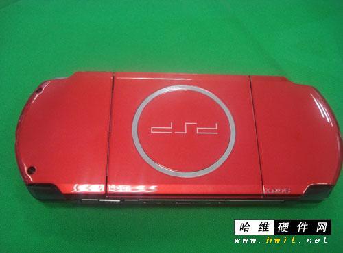 游戏随时玩索尼PSP3000现售价1599元_合肥