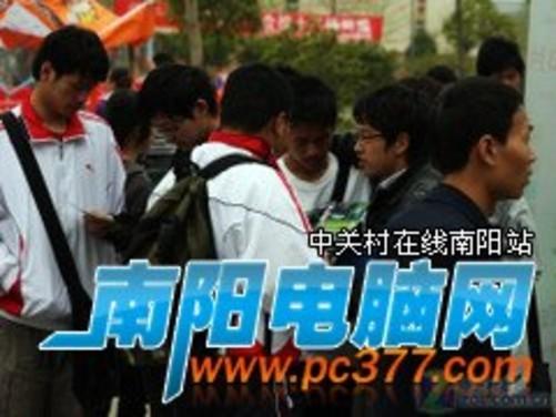 nv武汉理工大学校园行-中关村在线
