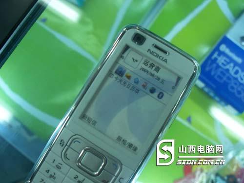 诺基亚6120ciqq_小巧3G智能机 诺基亚6120ci跌破1000-诺基亚 6120C_太原手机行情 ...
