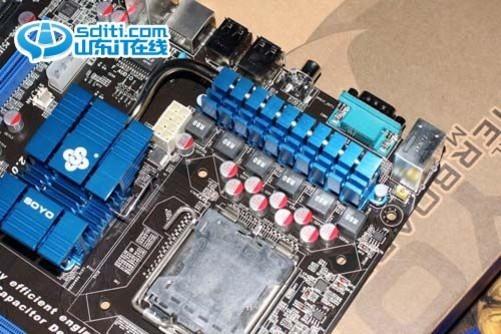 梅捷p43+节能主板仅599-中关村在线