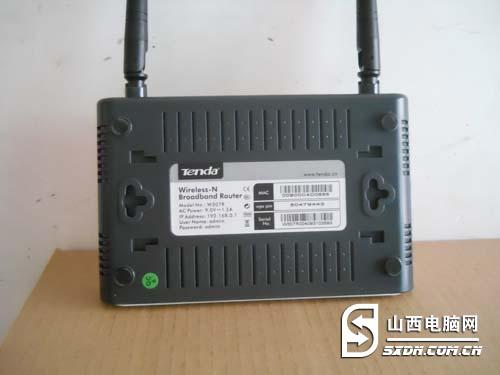 如何修改騰達無線路由器局域網端口的IP地址