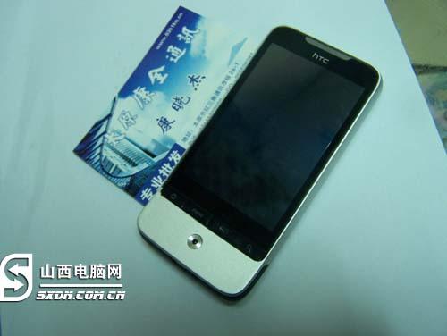 英雄升级传奇降价 HTC G6报价2920元-HTC G