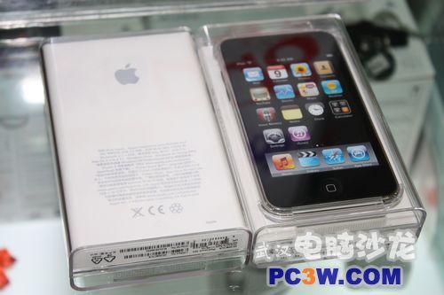 苹果iPodtouch3
