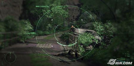 《孤岛危机》公开游戏细节及画面