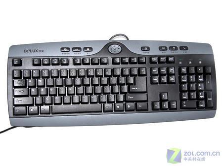 双拳出击 多彩两款新品键盘试用评测