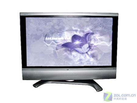 液晶电视是一款32英寸液晶电视,外观采用钛合金表面处理,窄边框的面板