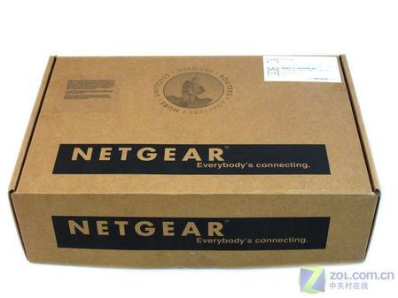 美国网件NETGEAR JFS524百兆交换机